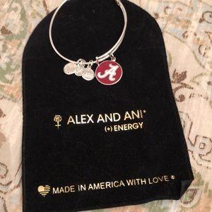Brand new Univ of Alabama Alex and Ani!